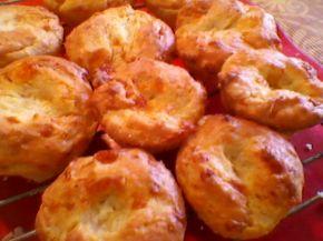 Снимка 7 от рецепта за Бързи и лесни питки с кашкавал