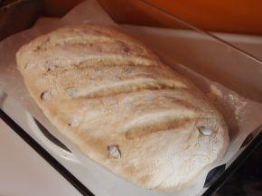 Снимка 6 от рецепта за Чабата с маслини