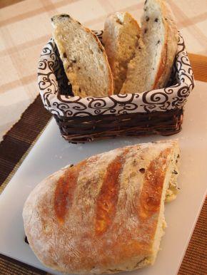 Снимка 8 от рецепта за Чабата с маслини