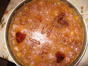 Снимка 2 от рецепта за Чийзкейк с круши