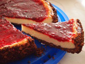 Снимка 5 от рецепта за Чийзкейк с пресни малини