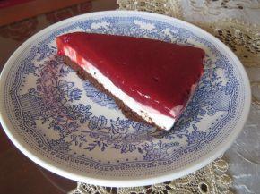 Снимка 4 от рецепта за Чийзкейк със замразени ягоди