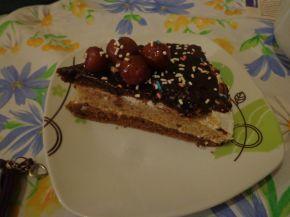 Снимка 2 от рецепта за Черешова торта