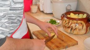 Снимка 5 от рецепта за Чомлек