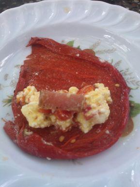 Снимка 2 от рецепта за Чушка бюрек