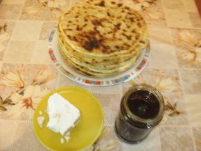 Снимка 2 от рецепта за Дебели кори
