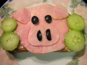 Снимка 2 от рецепта за Детски сандвичи - II вариант
