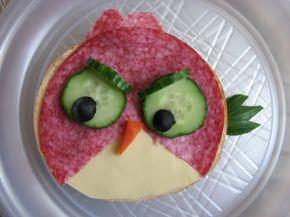 Снимка 1 от рецепта за Детски сандвичи