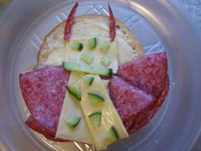 Снимка 2 от рецепта за Детски сандвичи