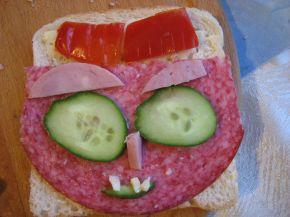 Снимка 3 от рецепта за Детски сандвичи