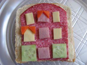 Снимка 4 от рецепта за Детски сандвичи