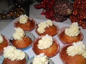 Снимка 2 от рецепта за Джинджифилови мъфини със стафиди