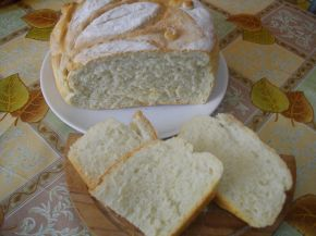 Снимка 3 от рецепта за Домашен хляб - II вариант