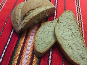 Снимка 6 от рецепта за Домашен ръчен хляб