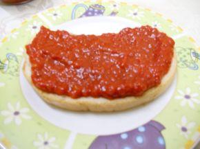 Снимка 2 от рецепта за Домашна лютеница