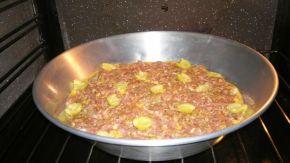 Снимка 3 от рецепта за Домашна пица - III вариант