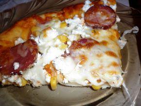 Снимка 3 от рецепта за Домашна пица II вид