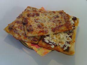Снимка 6 от рецепта за Домашна пица II вид
