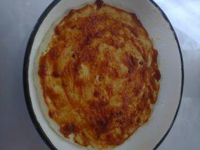 Снимка 10 от рецепта за Домашна пица с богата плънка