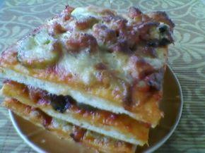 Снимка 5 от рецепта за Домашна пица