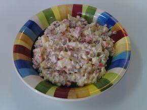 Снимка 8 от рецепта за Домашна руска салата