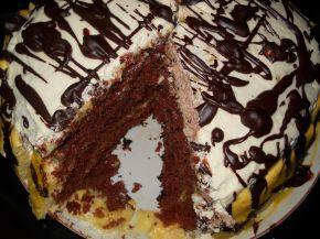 Снимка 3 от рецепта за Домашна торта
