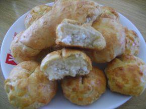 Снимка 2 от рецепта за Домашни хлебчета