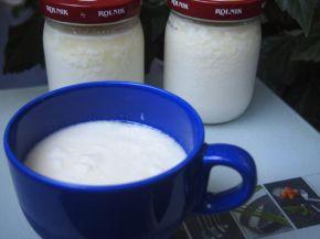 Снимка 3 от рецепта за Домашно кисело мляко