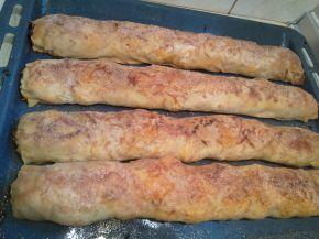 Снимка 5 от рецепта за Домашноточен тиквеник с орехи