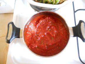 Снимка 3 от рецепта за Доматен сос