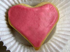 Снимка 1 от рецепта за Дребни сладки за Свети Валентин
