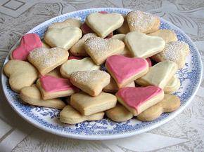 Снимка 2 от рецепта за Дребни сладки за Свети Валентин