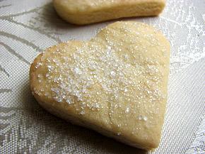 Снимка 3 от рецепта за Дребни сладки за Свети Валентин