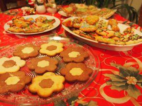Снимка 4 от рецепта за Двуцветни сладки
