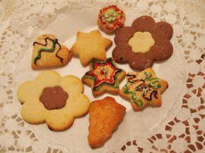 Снимка 6 от рецепта за Двуцветни сладки