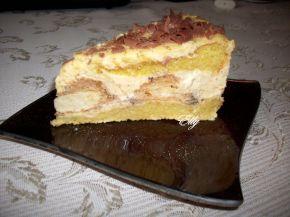 Снимка 7 от рецепта за Еклерова торта