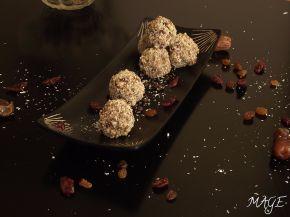 Снимка 3 от рецепта за Фантазия от сушени плодове