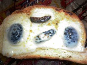 Снимка 2 от рецепта за Филийки с маслинки