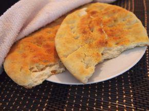 Снимка 4 от рецепта за Фокача `по български`