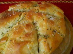 Снимка 6 от рецепта за Фокача `по български`