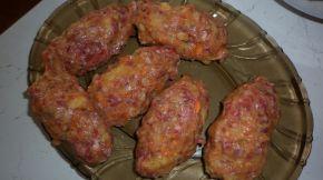 Снимка 3 от рецепта за Фрикадели с телешка кайма