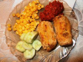 Снимка 9 от рецепта за Фрикадели с телешка кайма