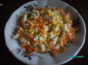 Снимка 2 от рецепта за Фусили с царевица