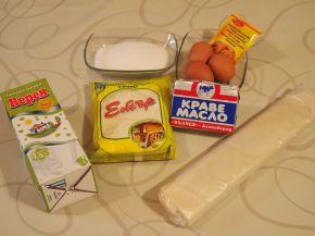 Снимка 3 от рецепта за Галактобуреко (γαλακτομπούρεκο)