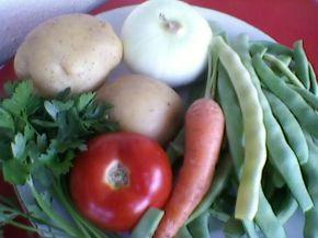 Снимка 2 от рецепта за Гозба от зеленчуци