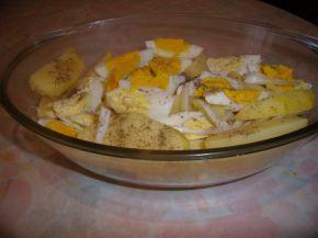 Снимка 4 от рецепта за Гръцка салата с картофи