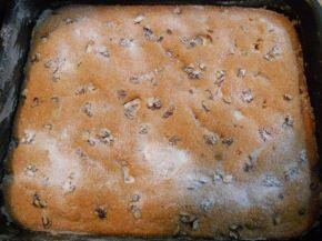 Снимка 3 от рецепта за Гръцки кейк с локум и орехи
