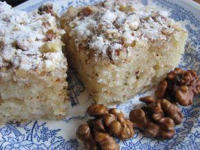 Снимка 5 от рецепта за Гръцки кейк с локум и орехи