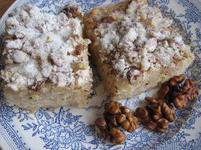 Снимка 8 от рецепта за Гръцки кейк с локум и орехи