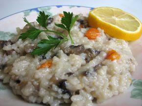Снимка 1 от рецепта за Гъби с ориз